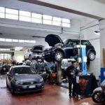Aumentano gommisti e aziende che offrono servizi riguardanti le auto
