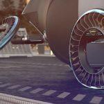 Goodyear AERO: progettato il pneumatico per auto volanti