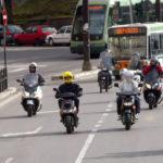 Aumentano i motocicli circolanti in Italia
