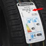 Come leggere l'indice di velocità degli pneumatici?